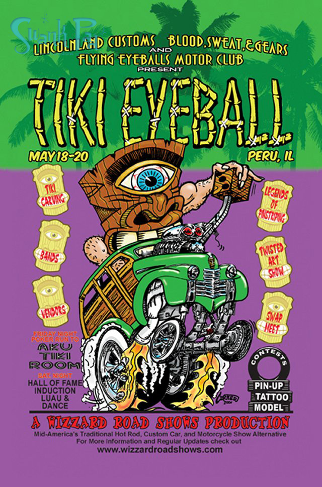 Tiki Eyeball