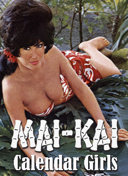 Mai-Kai Calendar Girls