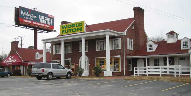 Mount Vernon Motel Knoxville Tn